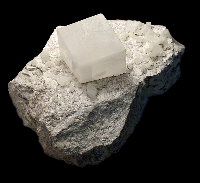 Calcite crystal fromStramberk, Czech republic